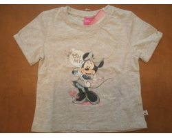 Tricou Minnie fete 2-3 ani, firma Disney